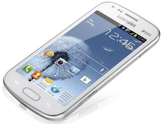 ซัมซุงเตรียมปล่อย Samsung Galaxy Grand Duos