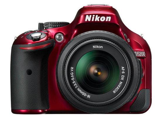 """""""นิคอนเปิดตัวกล้องดิจิตอล SLR รุ่นใหม่ล่าสุด D5200"""""""