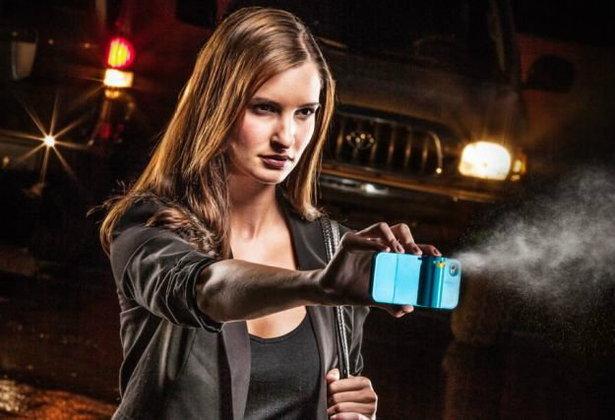 iDea Products Design สุดเจ๋ง เอาเคสมือถือช่วยป้องกันตัวจากภัยร้าย