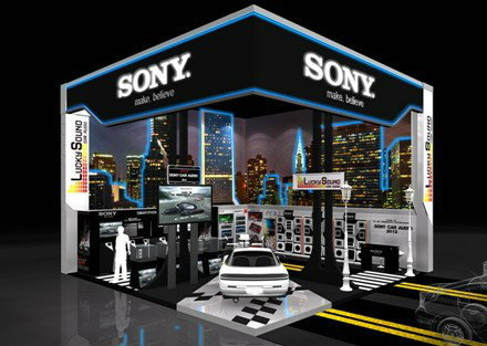โซนี่ไทยเตรียมขนทัพไลน์อัพเครื่องเสียงรถยนต์รุ่นล่าสุด โชว์ในงาน Motor Expo 2012