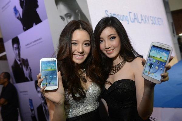 Samsung จัดหนัก !! Galaxy Note II  ยอดทะลุ  5 ล้านเครื่องใน 2 เดือน