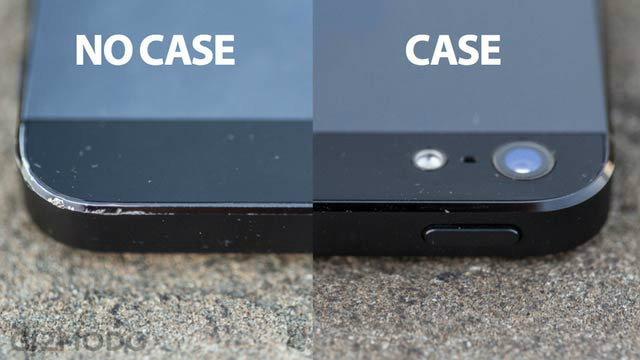 ทดลองใช้ iPhone 5 แบบไม่ใส่เคสแค่สองเดือนเละ