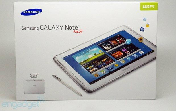 ซัมซุงยืนยันข่าว Galaxy Note 8 นิ้วไม่มั่ว!!