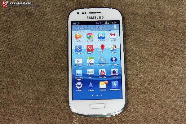Review: Samsung GALAXY S3 Mini สไตล์ล้ำ...ฉลาดเอาเรื่อง