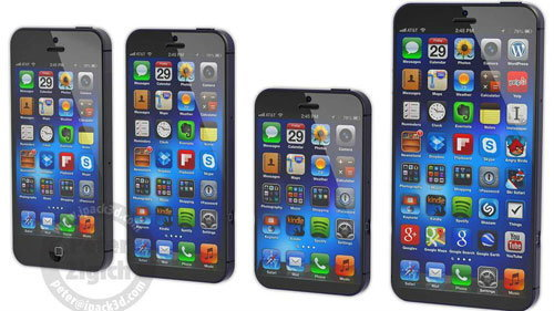 ดูเล่นๆ ! ภาพ iPhone รุ่นใหม่ของปีนี้