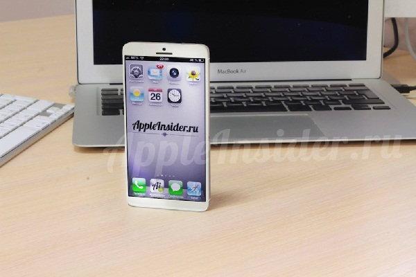 ภาพแบบจำลอง iPhone 6 ใหม่ล่าสุด!!