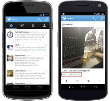 Twitter อัพเดทแอพให้ฉลาดน่าใช้ยิ่งขึ้น