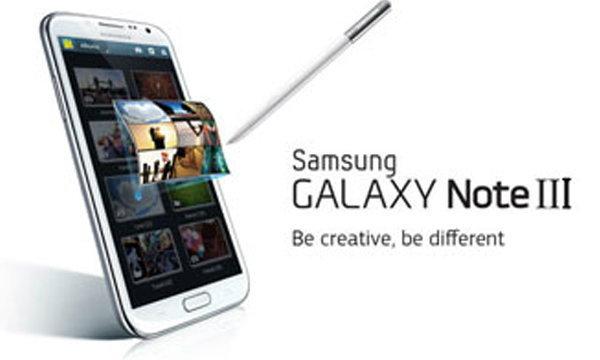 Galaxy Note 3 คิวต่อไป เจอแน่ปลายปี
