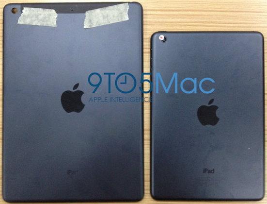 หลุดอีก ฝาหลัง iPad 5 หรือที่เรากำลังคิดว่ามันจะเป็นการ เปลี่ยนแปลงอีกครั้งของ iPad