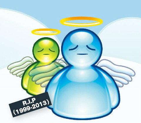 จุดจบของ MSN Messenger - จุดเริ่มของมัลแวร์ระบาด
