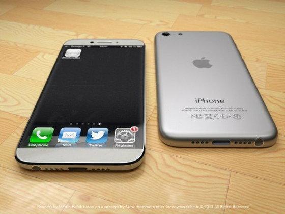 ชมภาพเรนเดอร์ iPhone 6