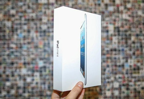 ข่าวลือ iPad mini 2 มีผลต่อยอดขาย iPad mini แล้ว!!