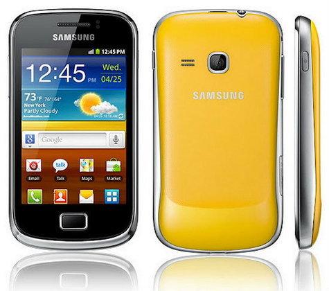 Samsung Galaxy mini 2 หมดสิทธิ์อัพเดท Jelly Bean