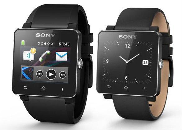 เตรียมพบกับ SmartWatch จาก Sony
