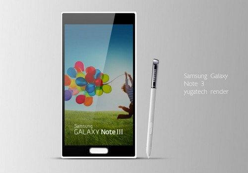 Galaxy Note 3 ยกเลิกใช้จอ AMOLED