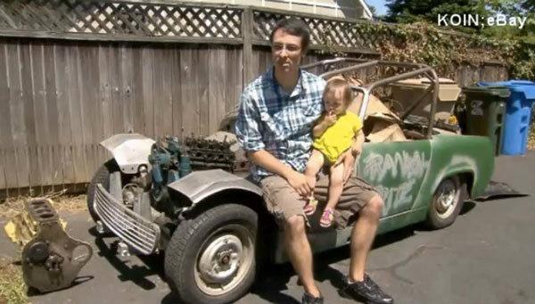 เด็กวัย 14 เดือน เอามือถือพ่อ กดประมูลรถยนต์ ใน eBay