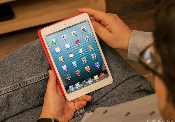 iPad mini 2 เปิดตัวปีนี้ ส่วนรุ่นหน้าจอ Retina เปิดตัวปี 2014 [ข่าวลือ]