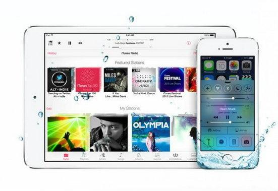 อย่าหลงเชื่อโฆษณาแอปเปิ้ลปลอมเตือน iOS 7 ไม่สามารถกันน้ำได้!