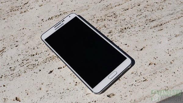 Samsung Galaxy Note 3 drop test มาแล้ว !