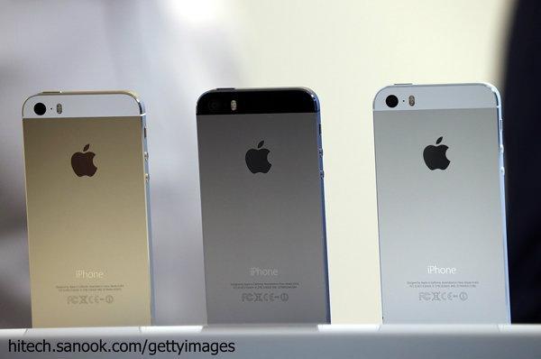 iPhone 5s กับ iPhone 5c เครื่องศูนย์ไทยมาแน่ 25 ตุลาคมนี้