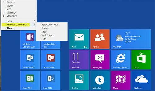 Microsoft เตรียมส่ง Remote Desktop แอพลงใน iOS และ Android