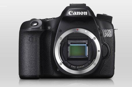 Canon  EOS 70D ของใหม่น่าลอง