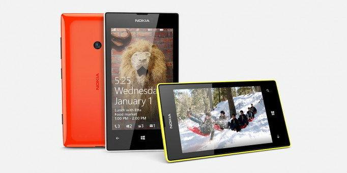 Nokia Lumia 525 ทายาทผู้สืบต่อตำนาน Windows Phones เปิดตัวแล้ว!