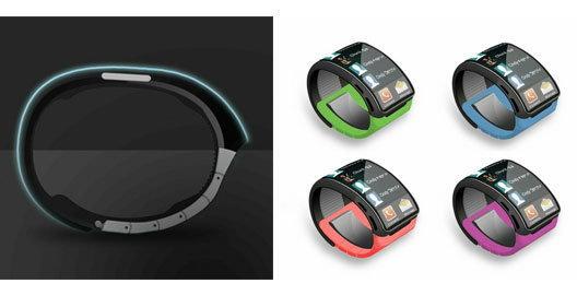 หรือ Samsung Gear จะหน้าตาเช่นนี้ ?