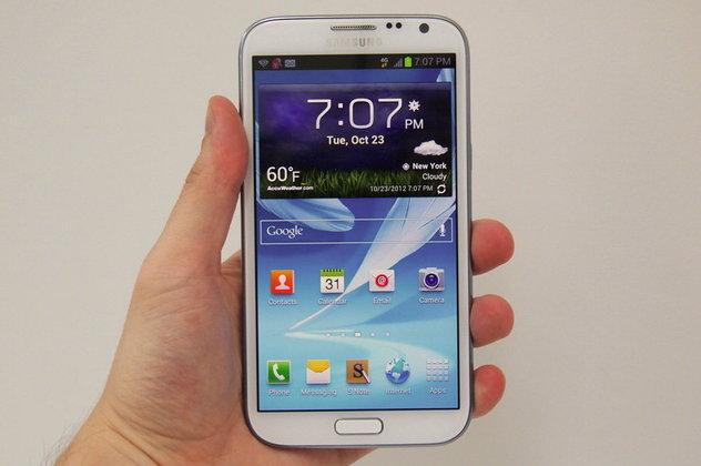 Galaxy Note 3 สเปคเกือบครบ