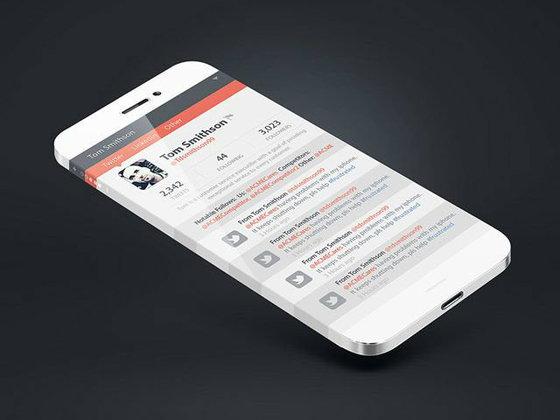 ชม iPhone 6 คอนเซปท์แบบเก๋ๆ กับหน้าจอรอบตัวเครื่อง