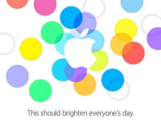 Apple ร่อนหมายเชิญอย่างเป็นทางการแล้ว