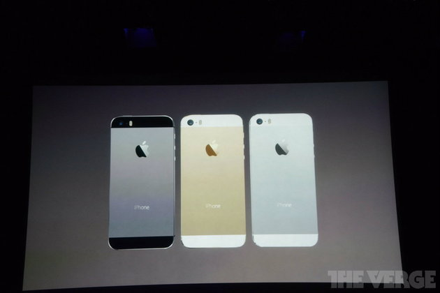 iPhone 5S เปิดตัวอย่างเป็นทางการ พร้อมสีใหม่ และเร็วขึ้นเท่าตัว