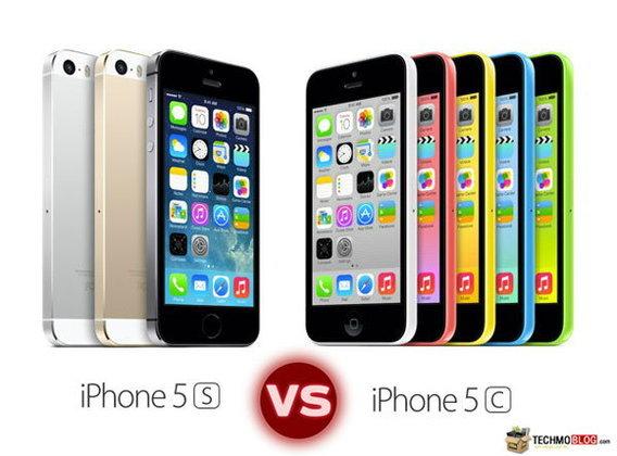 เปรียบเทียบ สเปค iPhone 5S vs iPhone 5C ซื้อรุ่นไหนดี ??