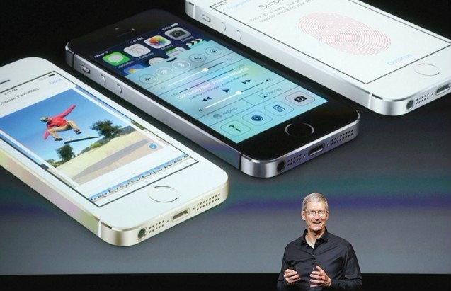 """ไอโฟน """"5S-5C"""" เดิมพันทวงแชมป์สมาร์ทโฟน...ริบหรี่"""