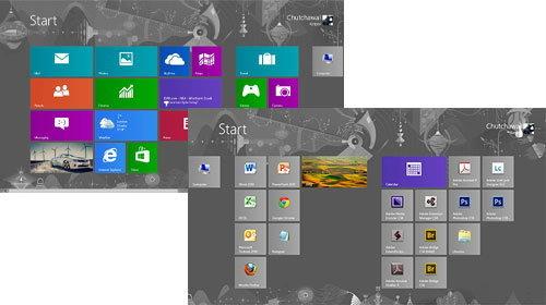 เริ่มต้นรู้จัก Windows 8 สำหรับมือใหม่ (ตอนที่ 1)