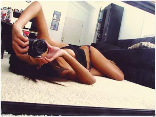 """รวมภาพ """"Selfies"""" แบบฉบับเสียวติ่งแซ่บทุกช็อต"""