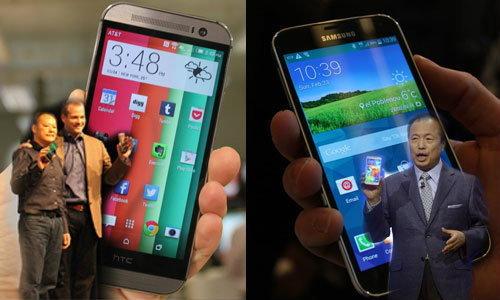 แรง!!! ผู้บริหาร HTC กล่าว Galaxy S5 ก็แค่พลาสติกราคาถูก!