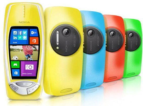 Nokia 3310 คืนชีพ จัดเต็มกล้อง 41MP
