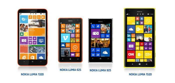 Nokia ประกาศหั่นราคา Lumia ลงอีก 4 รุ่น