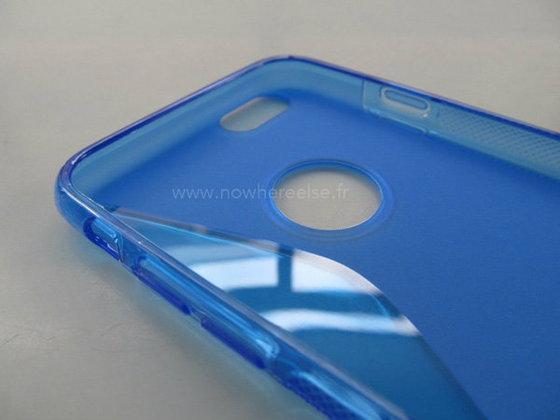 เคสก็มา! ภาพเคสที่น่าจะเป็นของ iPhone 6?