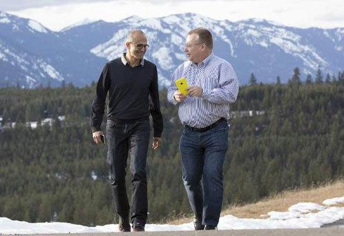 Microsoft เสร็จสิ้นขั้นตอนซื้อ Nokia เรียบร้อย