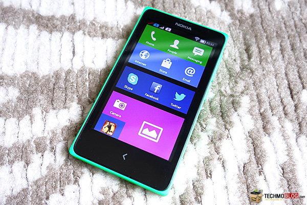 [รีวิว] สัมผัสแรกกับ Nokia X มือถือรันแอนดรอยด์รุ่นแรกจาก