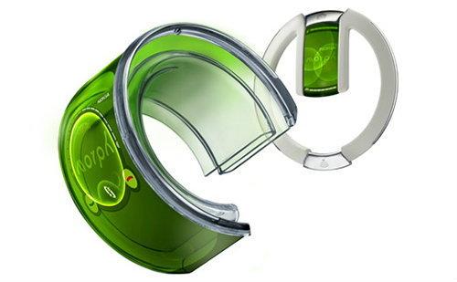 """Nokia จะเปิดตัวนาฬิกาอัจฉริยะ """"เปลี่ยนร่างได้"""" ปลายปี 2014"""