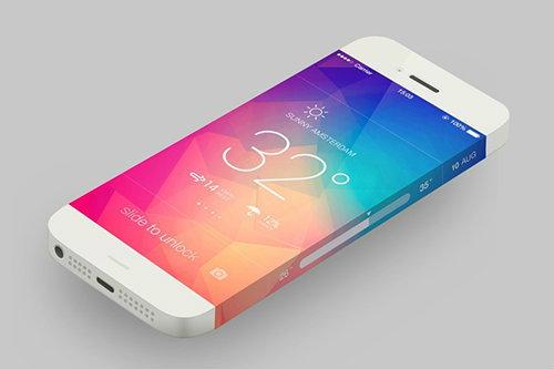 iPhone 6 จอใหญ่ขึ้น เปิดตัวพฤษภาคม 2557