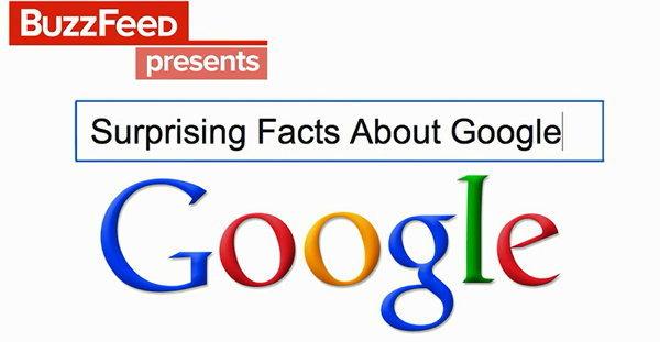12 เรื่องเกี่ยวกับ Google ที่คุณไม่เคยรู้!