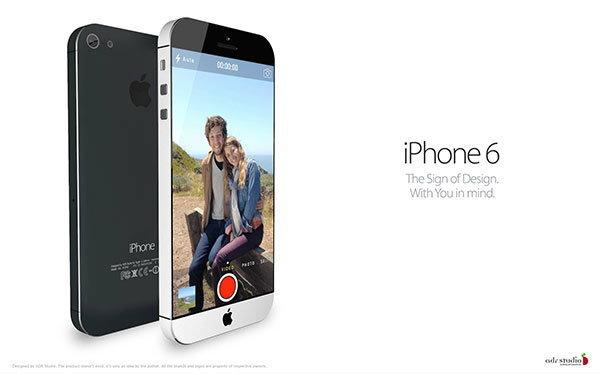 แอปเปิลเลือกแล้ว หน้าจอ iPhone 6 อยู่ที่ 4.8 นิ้ว