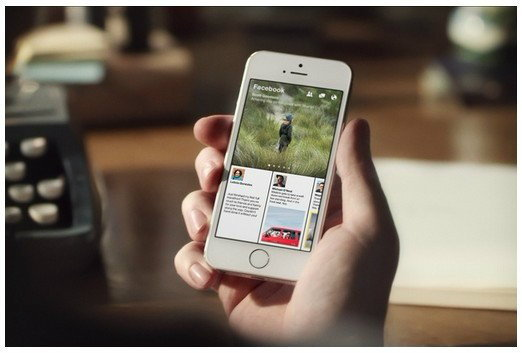 Facebook เปิดตัวแอพอ่านข่าวและสังคมออนไลน์ Paper