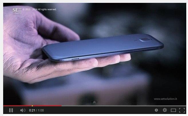 หลุด TV Ad  Samsung Galaxy S5 ก่อนตัวจริงมา!!