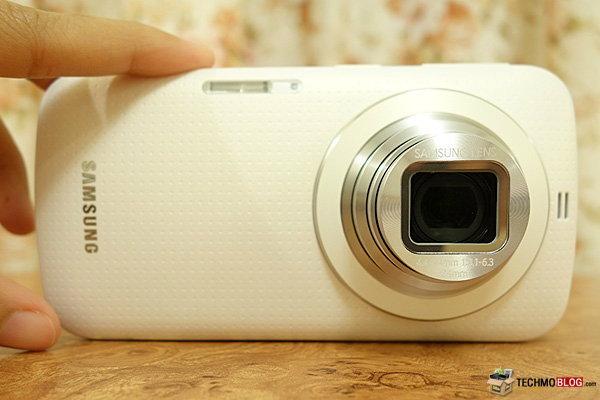 [รีวิว] Samsung Galaxy K Zoom สมาร์ทโฟนกล้องเทพ ความละเอียด 20.7