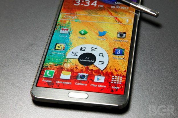 ข่าวลือเรื่องฟีเจอร์หลายๆ อย่างของ Samsung Galaxy Note 4 ได้รับการยืนยันแล้ว